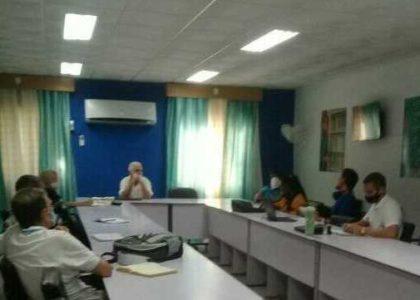 Sesionó Consejo Científico de la UCf