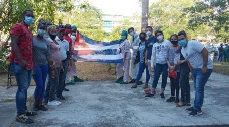 Jóvenes de Cienfuegos celebran su día en línea contra la COVID-19