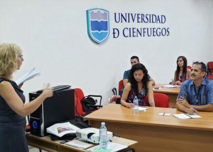 Disponibles Cursos pre evento de la III Conferencia Científica Internacional de la Universidad de Cienfuegos