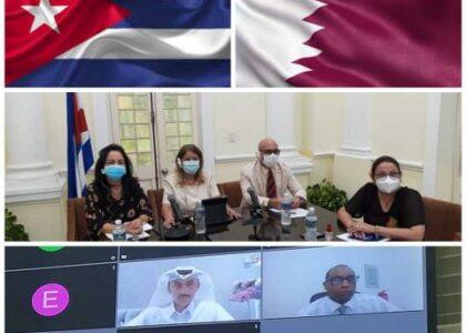 Intercambian Qatar y Cuba en temas de Educación Superior