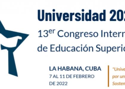 Convocatoria Internacional Congreso UNIVERSIDAD 2022