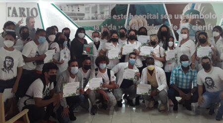 En Cienfuegos: El homenaje, de Hospital a Universidad